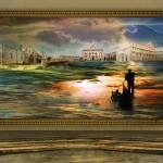 """""""Quadro nel museo del surrealismo"""" by sattva"""