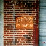"""No Loafing"" by barephotos"