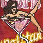 """""""Cosmo Girl"""" by FizzyArtist"""