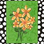 """yellow lillies"" by jennypdesign"