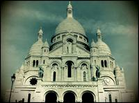 Montmartre Paris france