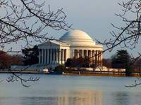 Jefferson Memorial 2, Washington DC