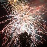 """""""Glittering Fireworks"""" by rajhema"""