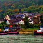 """Along the River Rhine"" by billbarber"