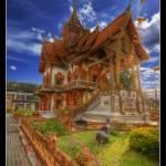 """Wat Mahawan @ Chiang Mai (Thailand)"" by eric-rousset"