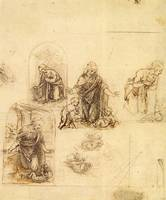 Studies for a Nativity