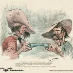 """""""A Truce, or How Two Wrongs Made A Right"""" by animationarchive"""