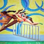 """Get A Leg Up"" by dharris"