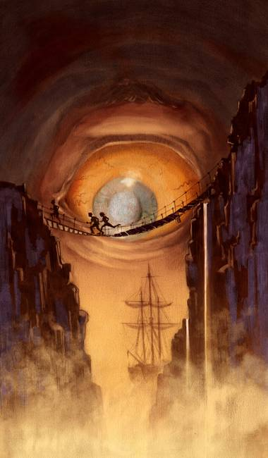 Percy Jackson Book Cover Art : The sea of monsters percy jackson book cover by john rocco