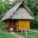 """Hut at Yarina Lodge"" by awsheffield"