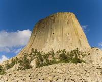 Devil's Tower (Perspective)