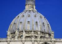 Dome of San Pietro in Vatican