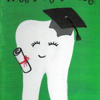 wisdom tooth Art Prints & Posters by karen souter