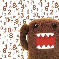 Domo-kun by the numbers!