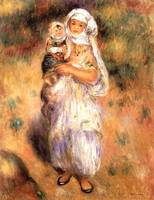 Algerian with Child