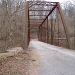 """Tebbs Bend Bridge"" by KeeneKreations"