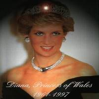 Diana,Princess of Wales Print