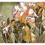 """""""Modern Florals: Iris 2"""" by karynlewis"""