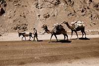 On the Move Again, Afghanistan