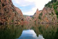 Gunnison River Canyon