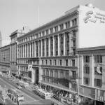 """Emporium Building, San Francisco 1962"" by worldwidearchive"