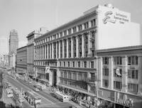 Emporium Building, San Francisco 1962 by WorldWide Archive