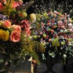"""Entrance Bouquet - Philadelphia Flower Show 2009"" by pdg"