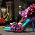 """Milan theme shoes - Philadelphia Flower Show 2009"" by pdg"