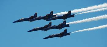 Blue Angels - Streak 6