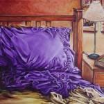 """Purple Sheets"" by LeeHubenthal"