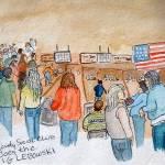 """The Hart County Social Club does the Big Lebowski"" by arlene72"