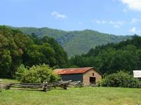 Smoky Mountains Barn