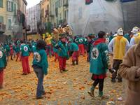 borghetto during carnivale.