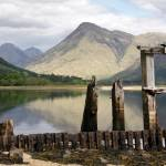 """The old Pier, Glen Etive"" by Skyepix"