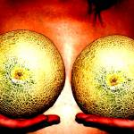 """""…breasts like cantaloupes"""" by Klear"