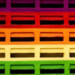 """Rainbow Grille"" by petepictures"