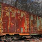"""Box Car"" by scottnj"