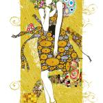 """New Age Klimt"" by studio43"