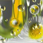 """Daisy Bubbles"" by tricia"