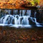 """Miller Bird Refuge Waterfall"" by flowphotography"