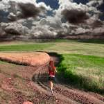 """Run Carrie! Run!!"" by applephotogirl"