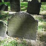 """Boston Gravestone"" by 3Stacks"
