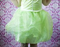 green dress princess