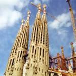 """La Sagrada Familia"" by wlouis1265"