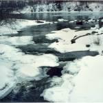 """""""Canadian Winter Scene"""" by WootenCreative"""