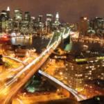 """""""NYC at night 3"""" by carmaz"""