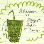 """""""SHANNON VS SODA"""" by emilyrose"""