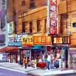 """Washington Street"" by WilliamDunn"