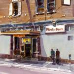 """""""Hotel Potter"""" by WilliamDunn"""