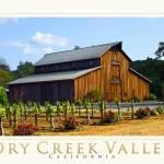 """""""Vineyard Barn"""" by Bracco"""